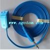 负极板线厂家 负极板 高频电刀负极板线 腹肌板连接线